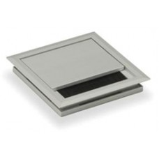 Square Grommets with Brushes 6895