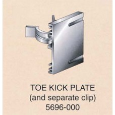 Toe Kick Clip/Plate for 5600 or 5620