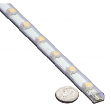 12 Inch 2.5 WATTS LED CLEAR STRIP LIGHT COOL 5.12093C