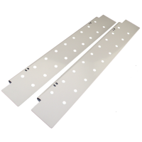 20 Inch METAL SIDE PANEL FOR DOUBLE WALL DRAWER SYSTEMS 6.5001MSS