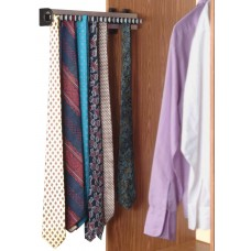 SIDE MOUNT TIE RACK PULL OUT 8.04012