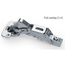 155º DEGREE SOFT CLOSE FULL OVERLAY SNAP HINGE  DOWEL 4.765000SC