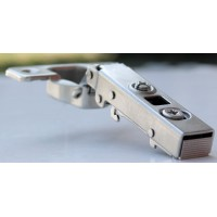 110º SOFT CLOSE FULL OVERLAY SNAP HINGE WITH DOWELS 4.722500