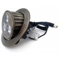 3 WATTS HIGH POWER SWIVEL LED LIGHT 5.12080