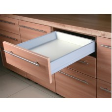14 Inch DOUBLE WALL UNDER MOUNT SOFT CLOSE FULL EXT. SLIDE 6.350D
