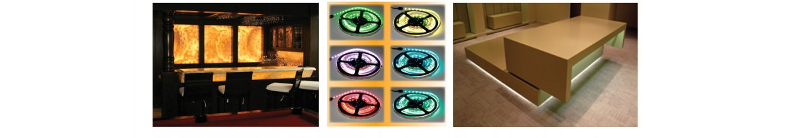 LED Strip & Light Bars